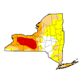 September 6, 2016 New York drought US Drought Monitor.png