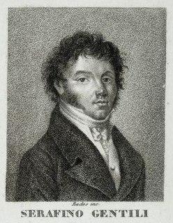 Serafino Gentili Italian opera singer