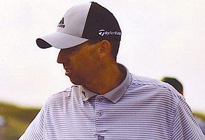 Sergio García - García in 2004