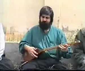 Seyed Khalil Alinezhad - Seyed Khalil Alinejad plays tanbur and sings with friends