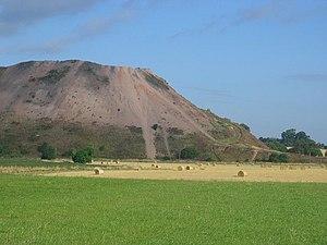 West Lothian - Niddry bing