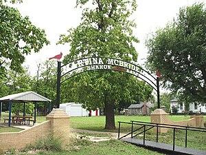 Sharon, Kansas - Martina McBride Park (2009)