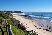 Shelly Beach Ballina from Lookout.JPG
