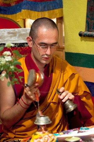Shenphen Rinpoche - Image: Shenpen Rinpoche Vienna 2004