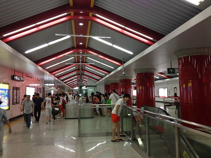 Shenyang Metro Zhongjie Station.jpg