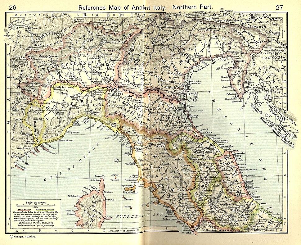 Roman Italy Howling Pixel