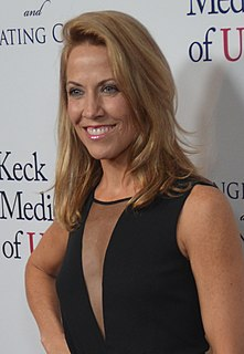 Sheryl Crow American musician and actress
