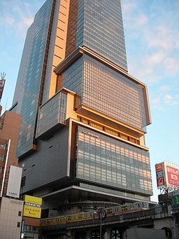 Shibuya Hikarie and Tokyo Metro Type 01 DSCN3809 20121102