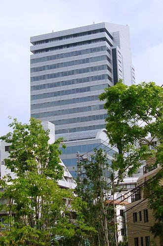 Amuse, Inc. - Amuse headquarters in Shibuya, Tokyo in 2012