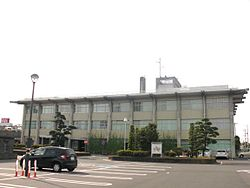 Shimotsuma city hall