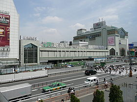Shinjuku station south entrance.jpg