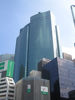 Shiodome City Center (2007.09.11) 2