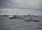 Ships are in formation in support of Cooperation Afloat Readiness and Training Philippines 2012..jpg