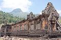 Shiva temple mountain at Vat Phu Champasak Laos.jpg