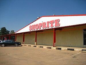 Image:shoprite in mansa, zambia