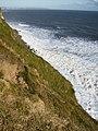 Shoreline at North Cliff - geograph.org.uk - 559214.jpg
