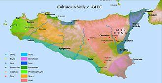 Timoleon - Sicily 431 BC