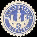 Siegelmarke Realgymnasium - Harburg W0215544.jpg