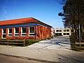 Siegfried Lenz Schule Handewitt Lehrerparkplatz 2019.jpg
