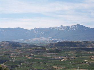 Sierra de Cantabria - Image: Sierra de Cantabria