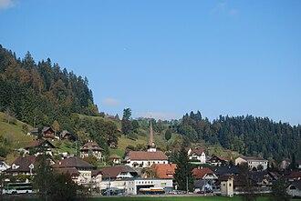 Signau - Signau village
