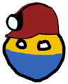 Silesiaball with miners hat.PNG