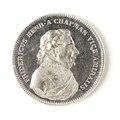 Silvermedalj, 1817 - Skoklosters slott - 109531.tif