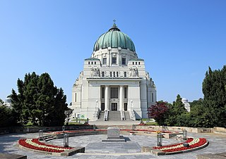 Vienna Central Cemetery cemetery in Vienna