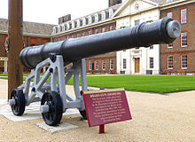 The Singora Cannon at Chelsea, The Singora Cannon