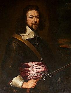 Sir Edward Dering, 1st Baronet English politician