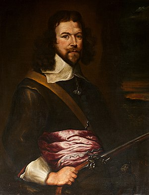 Sir Edward Dering, 1st Baronet - Sir Edward Dering by William Dobson