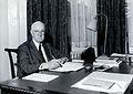 Sir Henry Hallett Dale. Photograph. Wellcome V0026248.jpg