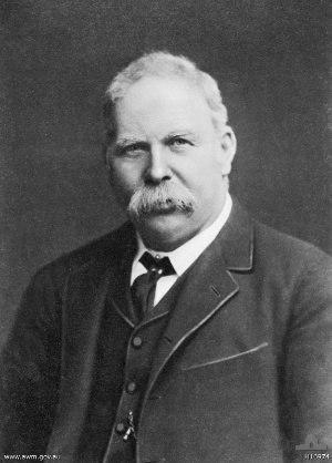 Samuel McCaughey - Portrait of Sir Samuel McCaughey