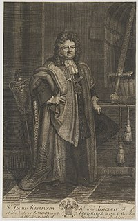 Thomas Rawlinson (1647–1708) English local politician