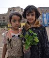Sisters, Haraz Mtns, Yemen (14396602732).jpg