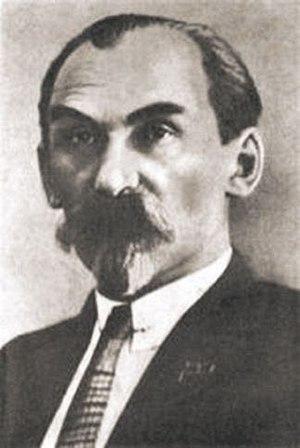 Mykola Skrypnyk