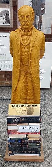 Skulptur in Berlin-Buch (Quelle: Wikimedia)