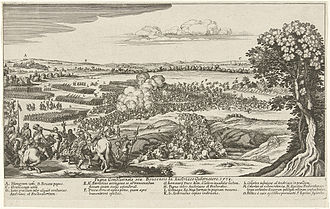 Battle of Gembloux (1578) - The Battle of Gembloux by Johann Wilhelm Baur