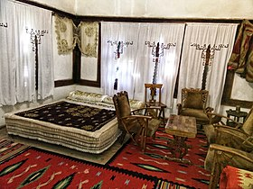 Sleeping room of the new couple old decoration.jpg
