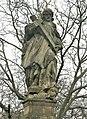 Socha svatého Jana Nepomuckého u mostu v Kostomlatech nad Labem (Q104976250) 02.jpg