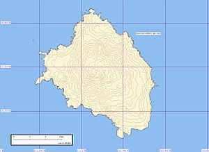 Socorro Island - Map of Socorro Island