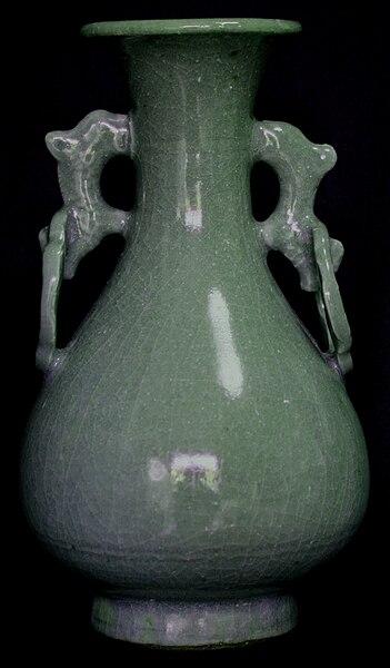 Селадоновая керамика эпохи династии Северная Сун, XIII век