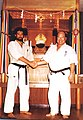 Sosai Oyaama & Yousef Shirzad 1976.jpg