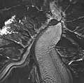 South Sawyer Glacier, tidewater glacier terminus, August 24, 1963 (GLACIERS 5879).jpg