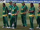 South Africa women at Taunton, 2009 ICC Women's World Twenty20