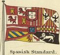 Spanish Standard. Johnson's new chart of national emblems, 1868.jpg
