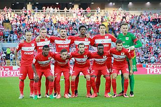 2016–17 FC Spartak Moscow season Spartak Moscow 2016–17 football season