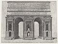 Speculum Romanae Magnificentiae- Porta Maggiore MET DP870450.jpg
