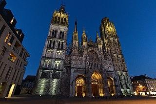 Normandy (administrative region) Region of France