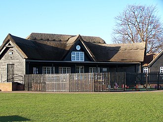 Sprowston - Image: Sprowstonpavilion